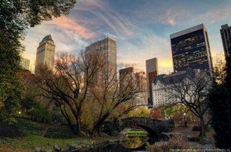 Городские пейзажи Нью-Йорка на фото Эндрю Мейса (Andrew Mace)