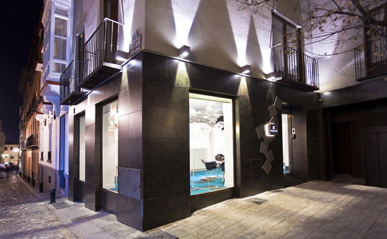 Интерьер и фото отеля Portago Urban