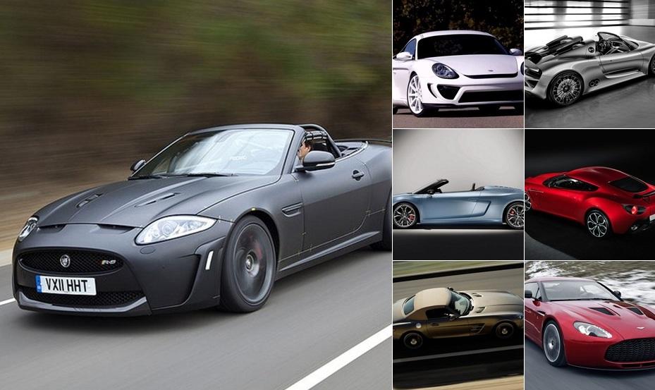 Самые красивые машины 2011 года по версии журнала Forbes