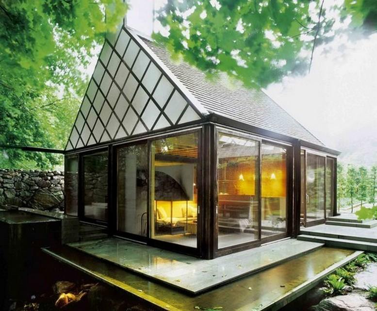 Дизайн летнего домика фото