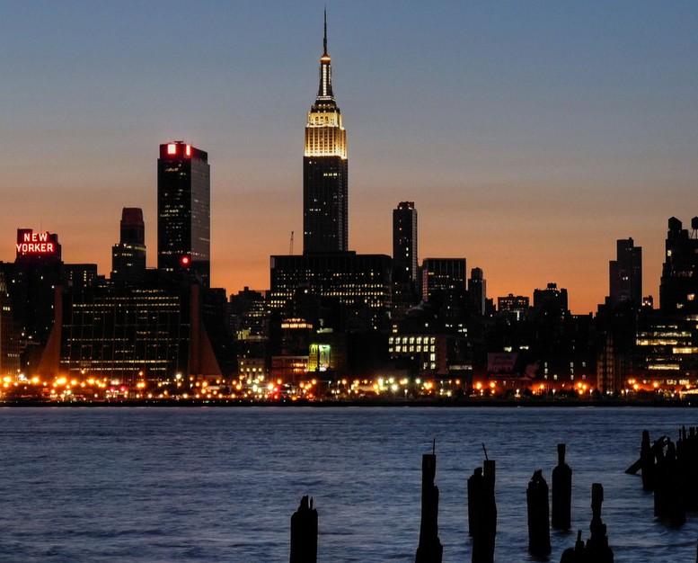 Стиль Ар Деко в архитектуре Нью-Йорка