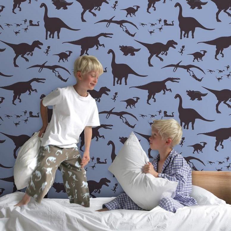 Виды обоев для комнаты мальчика