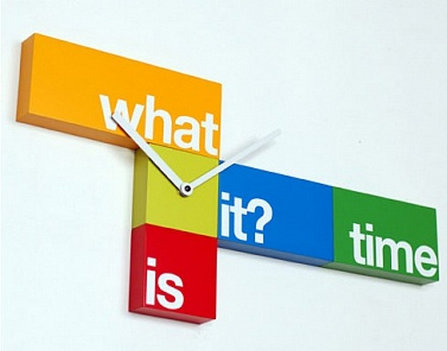 Дизайнерские часы от ведущих итальянских дизайнеров