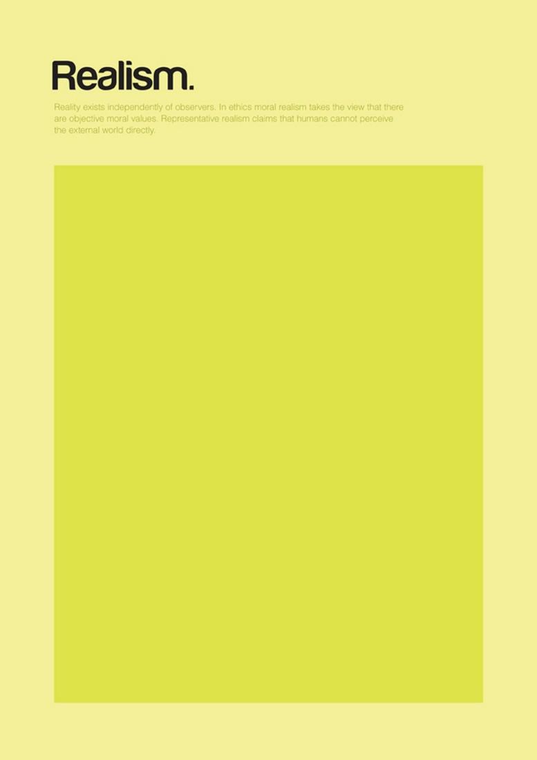 Философия в картинках иллюстратора Genis Carreras