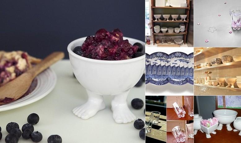 Креативная посуда от известных дизайнеров