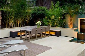 Идеи для сада на террасе от дизайнера Амира Шлезингера