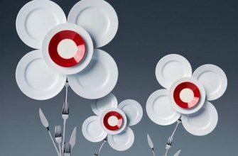 Креативная посуда фотографа Jean-Francois De Witte
