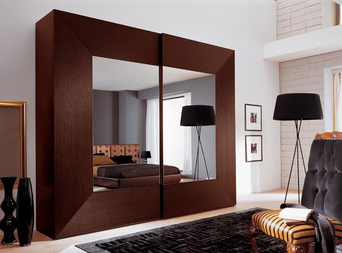 Креативные шкафы в интерьере вашего дома