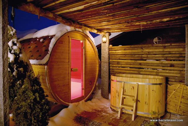 Самые необычные бани в мире
