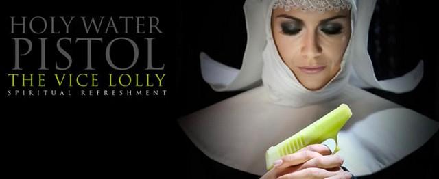 Vice Lolly - святость и порок в одном мороженном
