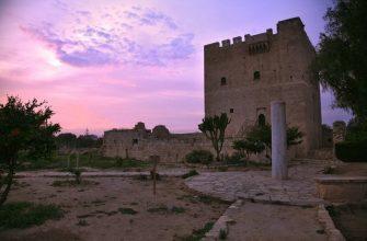 Замок Колосси - фото-путешествие на Кипр