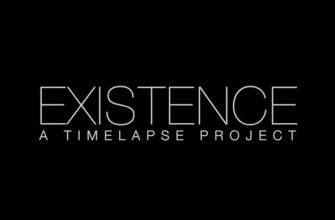 EXISTENCE - видеопроект художника Майкла Шаинблюма