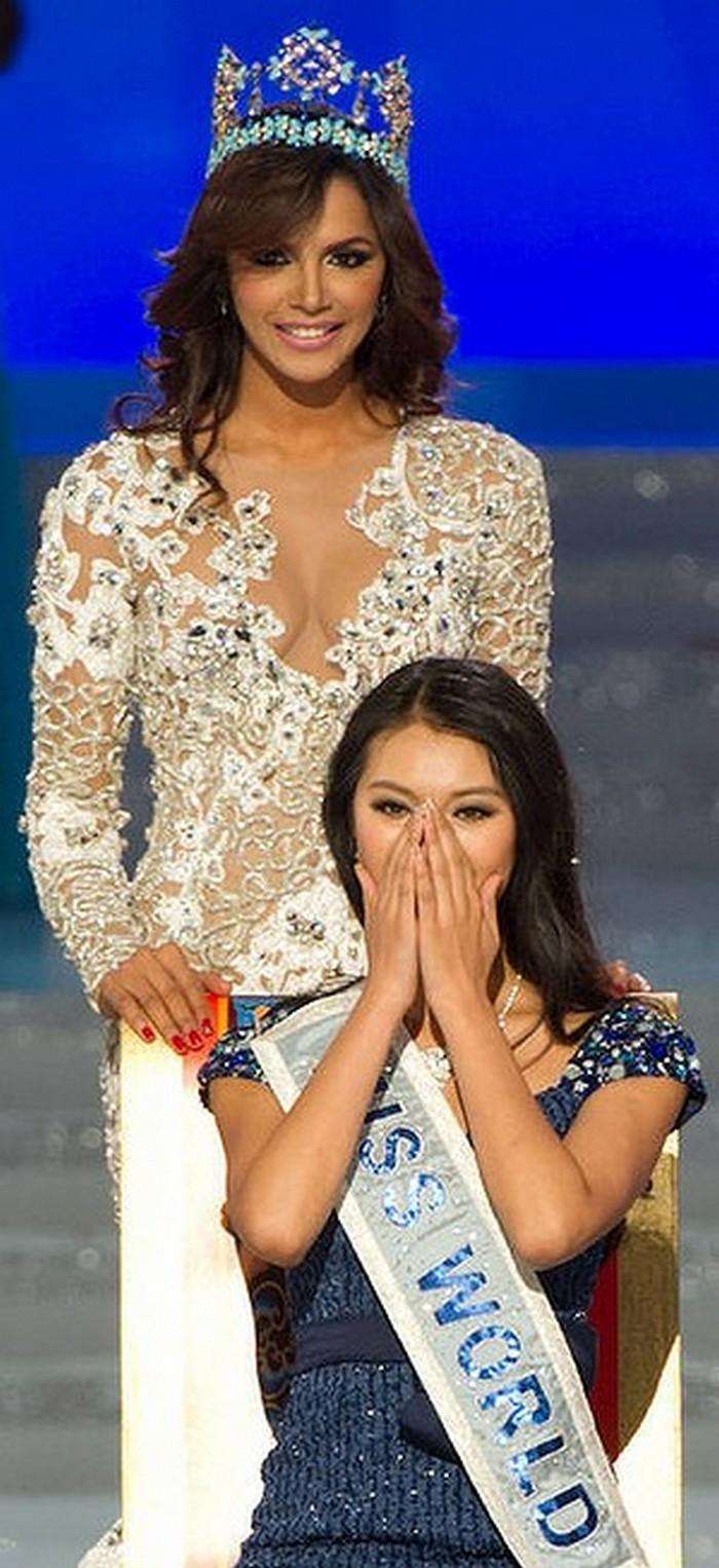 Мисс Мира 2012 стала китаянка Wenxia YU 2