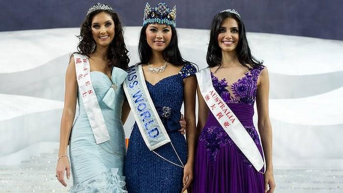 Мисс Мира 2012 стала китаянка Wenxia YU 3