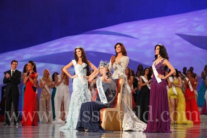 Мисс Мира 2012 стала китаянка Wenxia