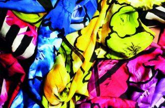 Шейный платок, как модный аксессуар