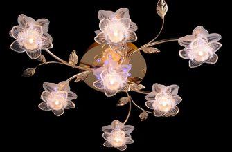 Современые стильные люстры в интерьере вашего дома