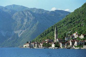 Впечатляющие достопримечательности Черногории