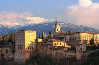 Гранада - испанский город-сказка