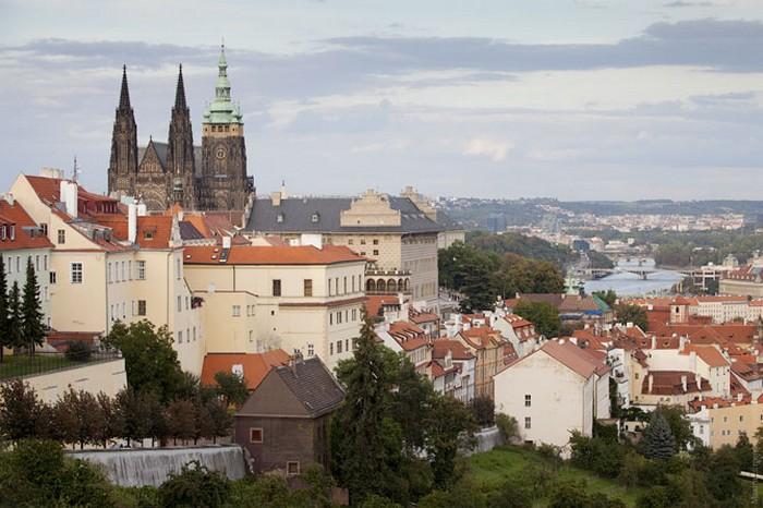 Неповторимая архитектура Праги