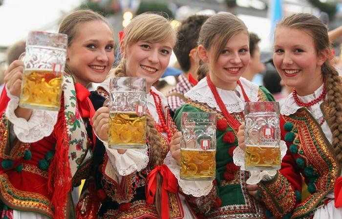 Октоберфест 2012 - лучшие фото фестиваля