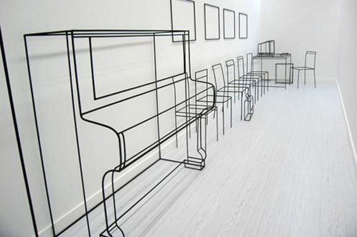 Аня Желудь - оригинальный современный художник и скульптор