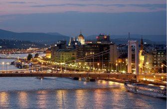 Будапешт - столица и самый красивый город Венгрии 1