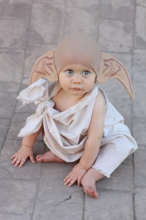 Детский костюм для хеллоуина - лучшие варианты 1