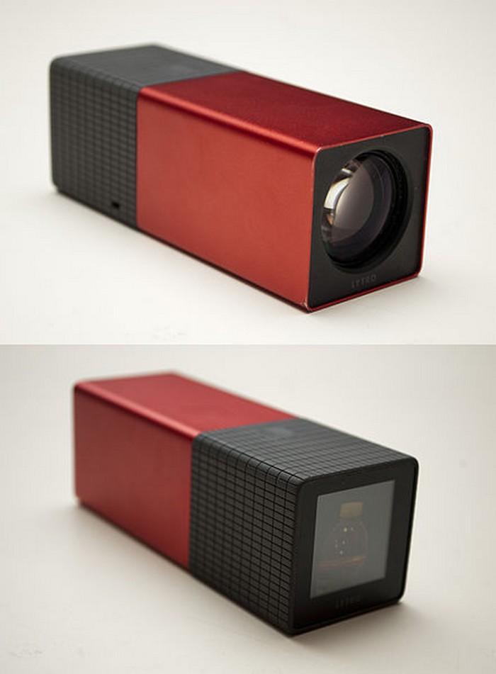 Фотоаппарат будущего - пленоптическая камера 5