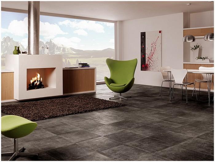 Красивая плитка в интерьере вашего дома