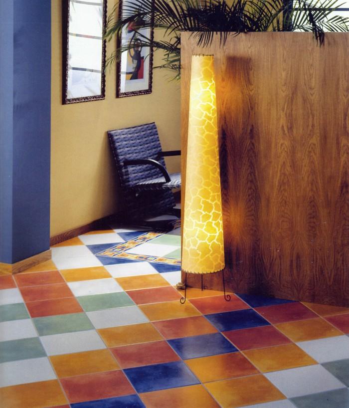 Красивая плитка в интерьере вашего дома 2