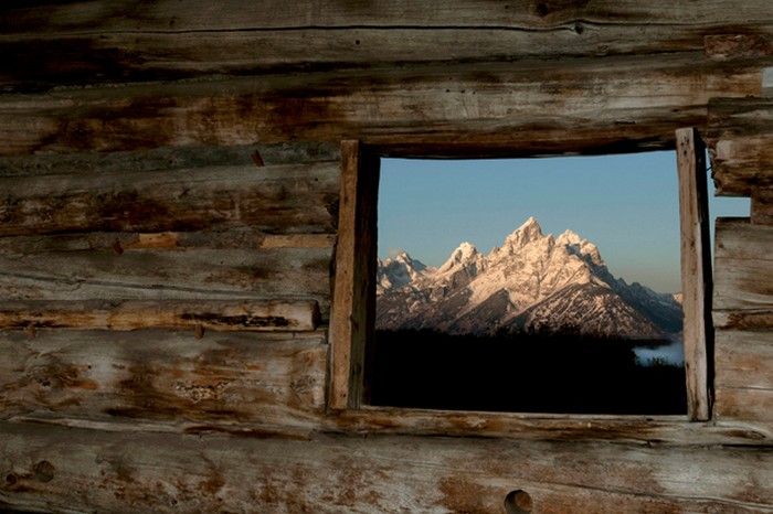 Красивый вид из окна - подборка фотографий разных авторов