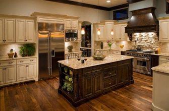Удобная кухня или 10 ошибок в дизайне, которые не следует совершать 1