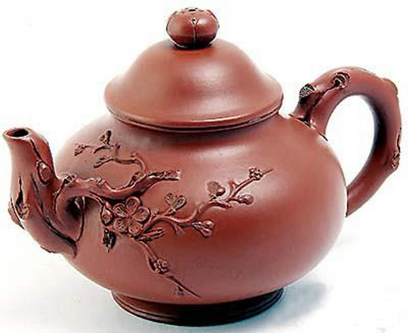 Изящные китайские чайники и их история