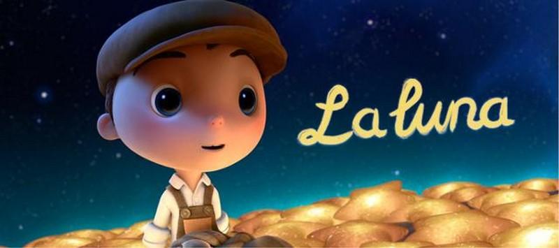 La Luna - короткометражный мультфильм студии Pixar 1