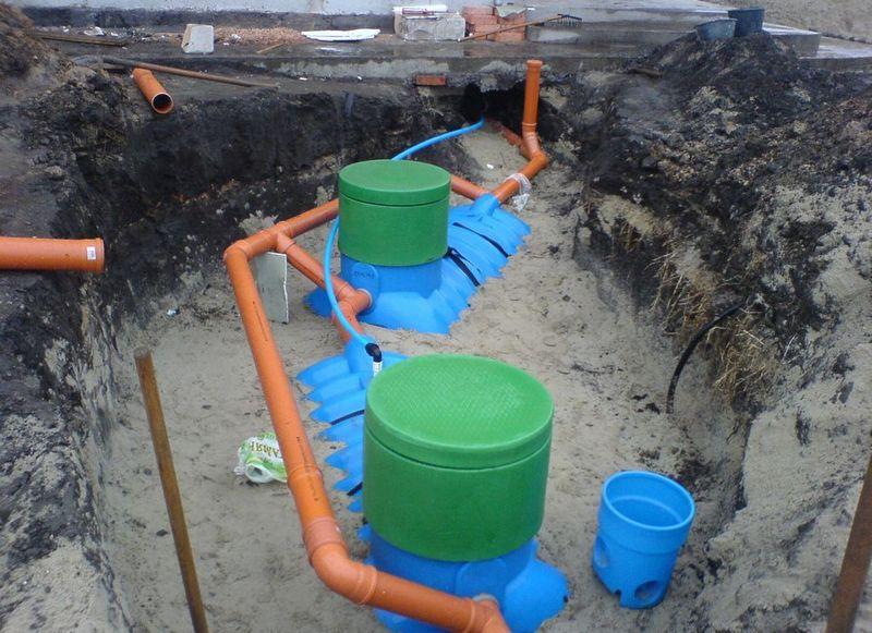 Про загородный септик и другие автономной системы канализации 1