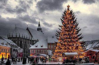 Рождественские украшения городов мира - 2012 год