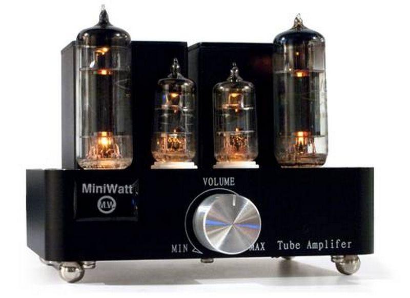 Современный ламповый усилитель и его футуристический дизайн