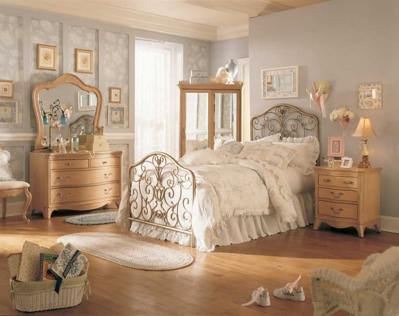 Винтажная мебель в интерьере вашего дома