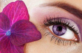 Модные мягкие контактные линзы