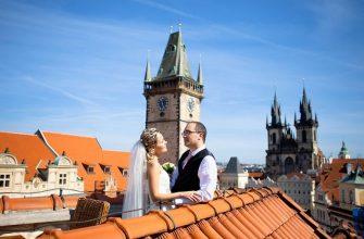 Свадебный фотограф в Праге - Павел Чехов