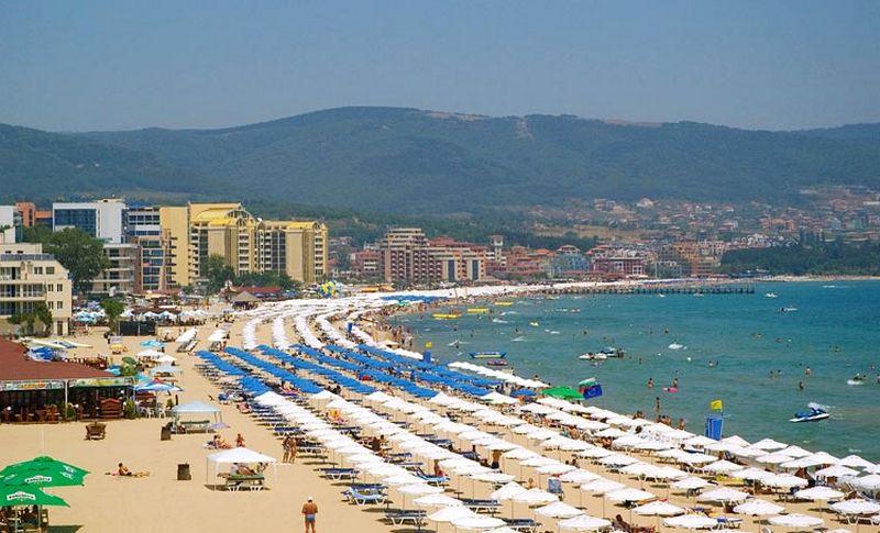 Бургас - один из лучших курортов Болгарии