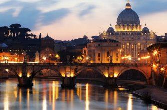 Фото-путешествие по Риму