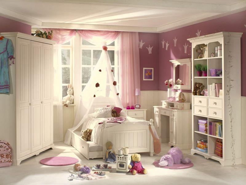 Красивые детские комнаты для девочек: kayrosblog.ru/krasivye-detskie-komnaty-dlya-devochek