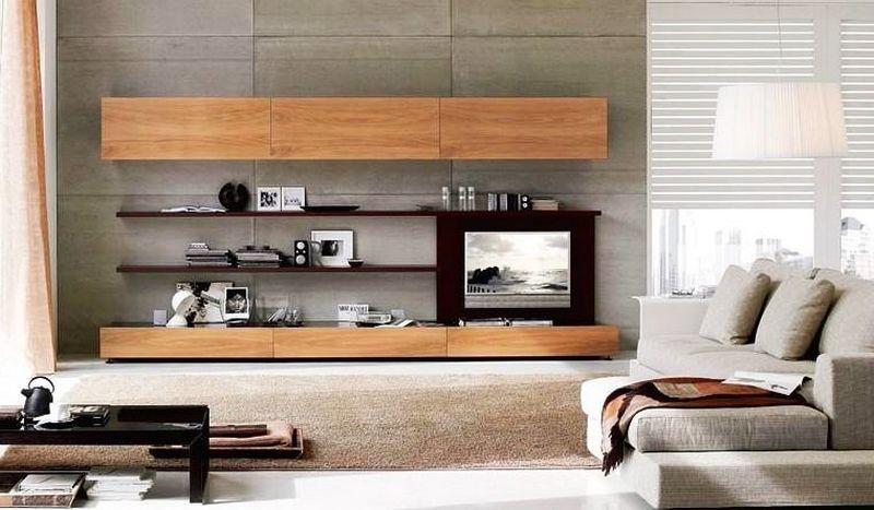Современная гостиная - советы по дизайну