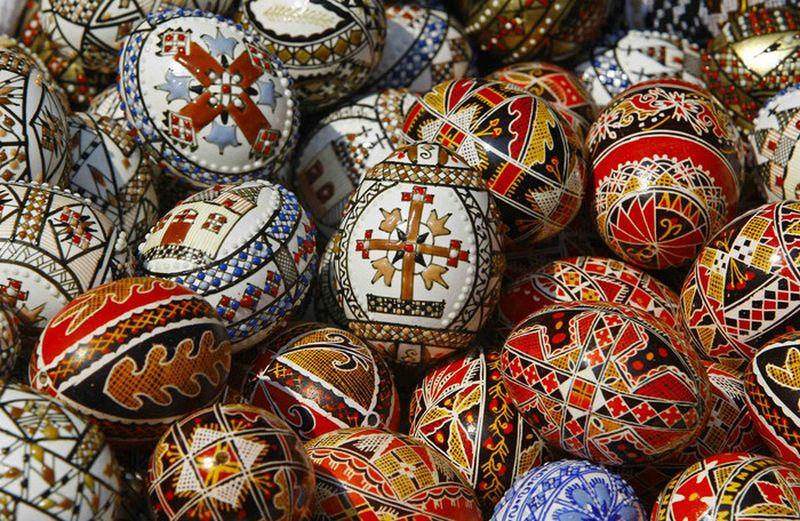 Пасхальные яйца – красим натуральными красителями | новости сайта Kayrosblog.ru