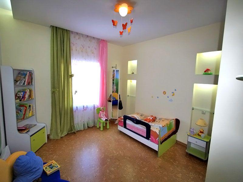 Пол в детской комнате - варианты покрытия 5