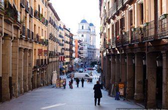 Интересные фото улиц Мадрида