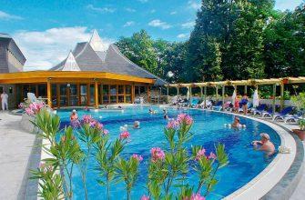 Лучшие гостиницы мира - отель Danubius Health Spa Resort Heviz