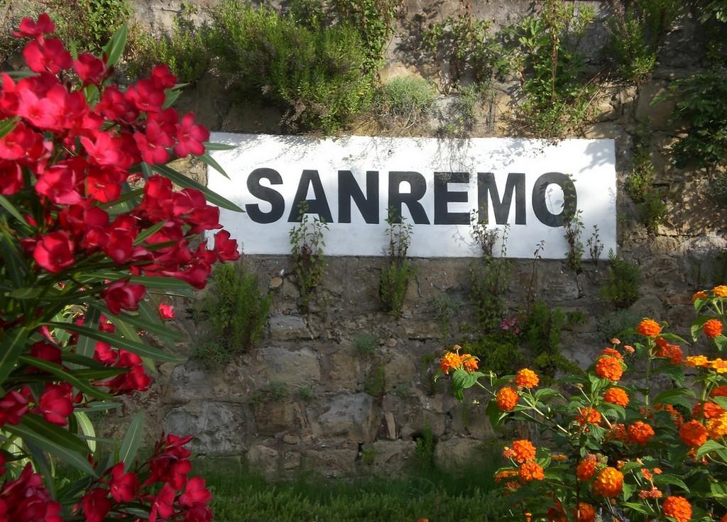 Сан-Ремо - знаменитый итальянский курорт